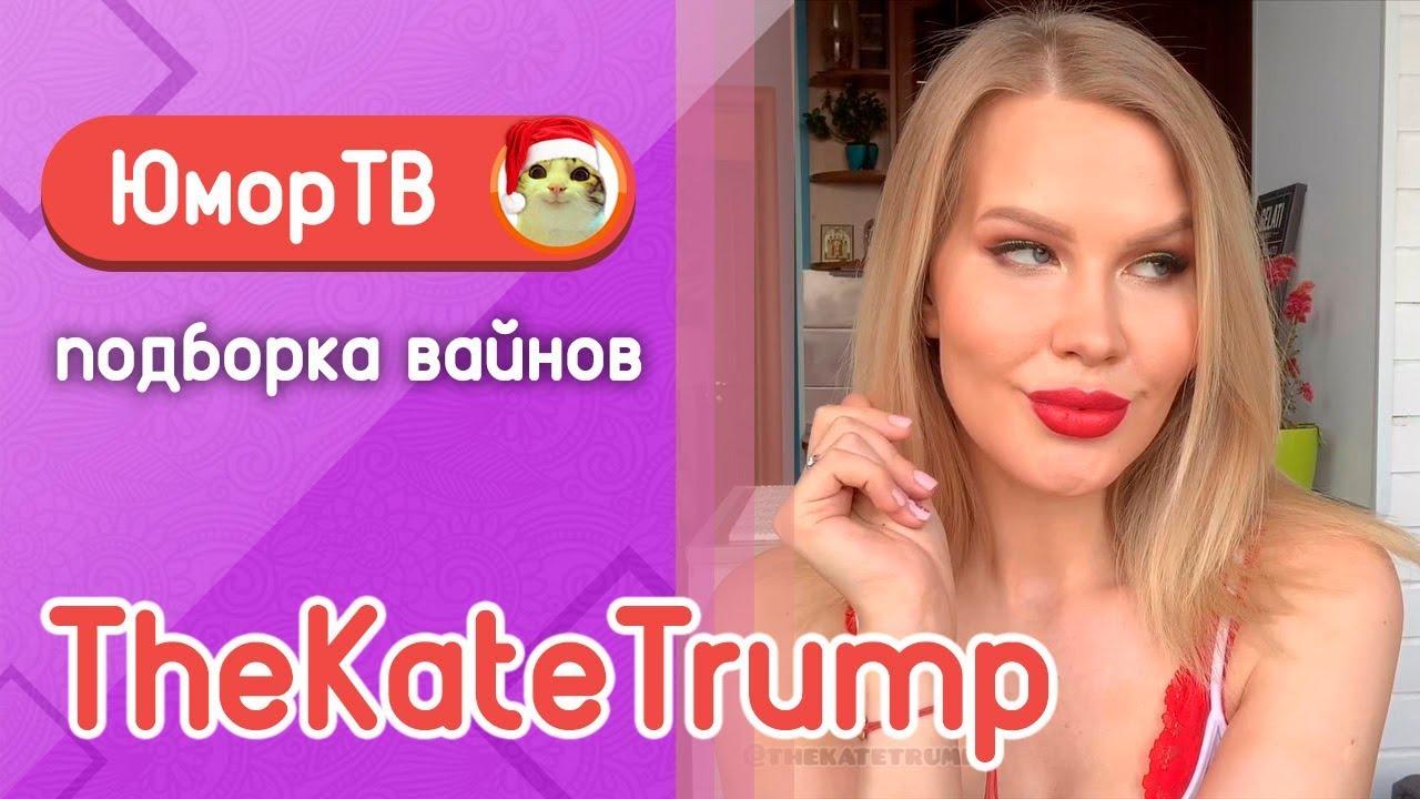 Катя Трамп [thekatetrump] - Подборка вайнов #19