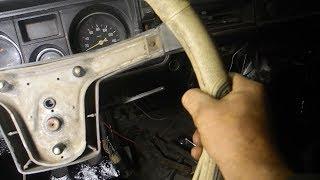 Как отремонтировать сигнал на руле ВАЗ 2104