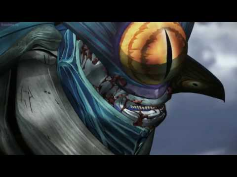 God Eater - Battle Atop Plane