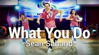 What You do - Sean Sahand l Chakaboom Fitness l choreography l Dance l coreografia