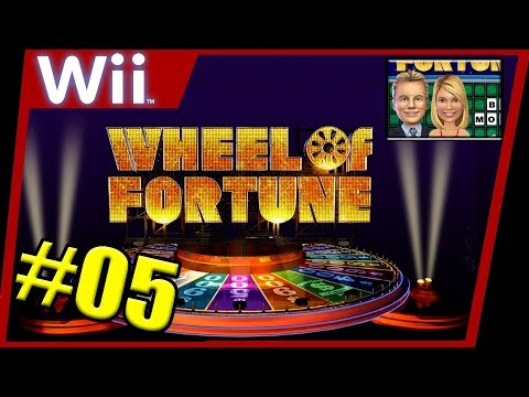 Wheel of Fortune (Wii Edition) Gameplay - Episode #5