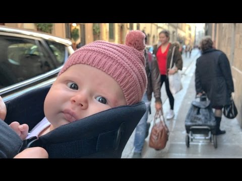 Traveling in Europe with a Baby