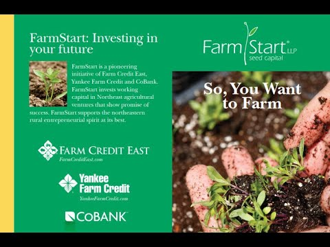 FarmStart: Seed Capital for Startup Farms