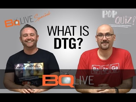 BQLive - Ep: 4 What is DTG Printing?