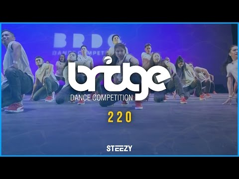 220 [1st Place] | BRIDGE 2016 | STEEZY OFFICIAL 4K @thatsteezy_ | Front Row