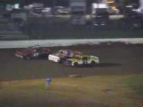 Bluegrass Speedway,Street Stocks,8/25/07