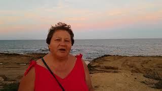 Тепое видео из Рэйки путешествия в Испанию