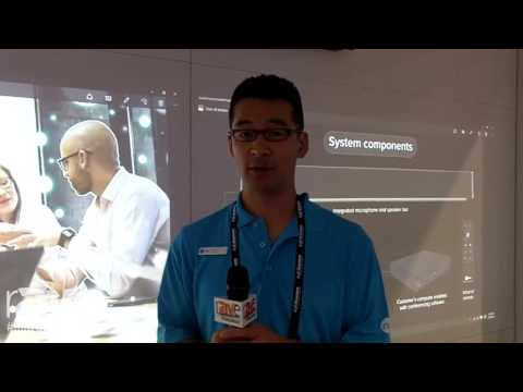 InfoComm 2016: Nureva Exhibits HDL300 New Audio Conferencing System