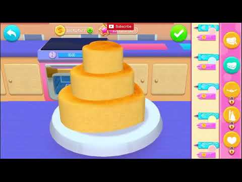 My Bakery Empire - Cooking Games - Dressup Games - Girl Games - Kids Games