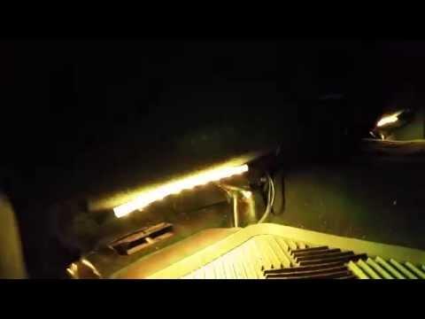 LedGLow interior lights (music mode) in 2009 Dodge Ram 1500