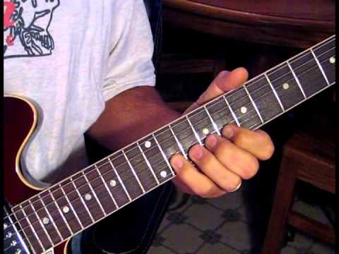 Big Legged Woman - Freddie King Lesson