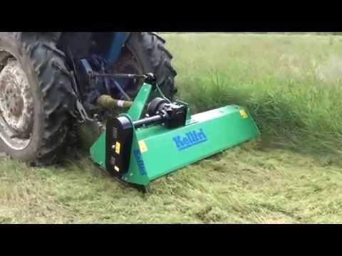 35-VKM175 Flail mower 1 75 m