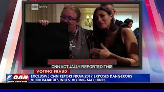 CNN exposes grave threat of voting fraud