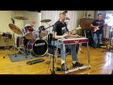 Joe Wright - The Other Woman @ Indy Steel Guitar Club 06/24/18