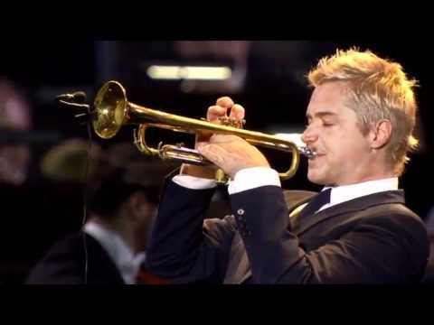 """Chris Botti feat. Caroline Campbell & Sinfonia Varsovia - """"Emmanuel"""" (cond. Adam Sztaba)"""