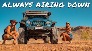 WE TACKLE THE MOST BEAUTIFUL 4x4 TRACK IN THE KIMBERLEY - Almost bitten by a bat |Ep 37|