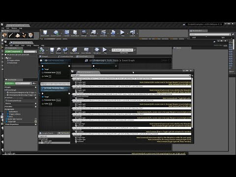 Unreal Engine 4 18 Release Notes | Unreal Engine Documentation