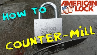 (1329) American Series 790 Picked & Upgraded With Countermilling