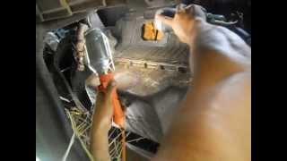 лопнул мотор зила