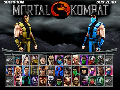 Mortal kombat project 4 1 moves list pc