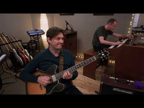 The Fool (Southern Soul Funk) ft. Mike Outram (guitar)