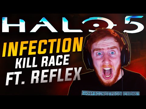 Halo 5 - Infection Kill Race (Feat. ReflexHalo)