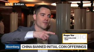 Roger Ver says Bitcoin and Ethereum is stronger then ever we don't need China!!