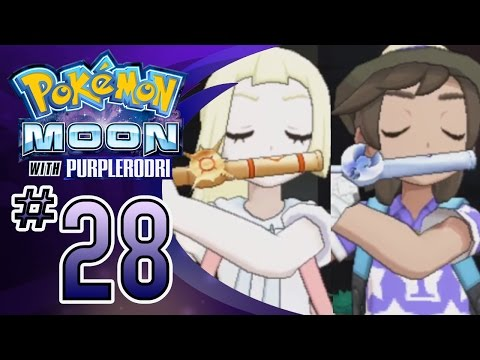 Let's Play Pokemon: Sun and Moon - Part 28 - Altar of the Moone