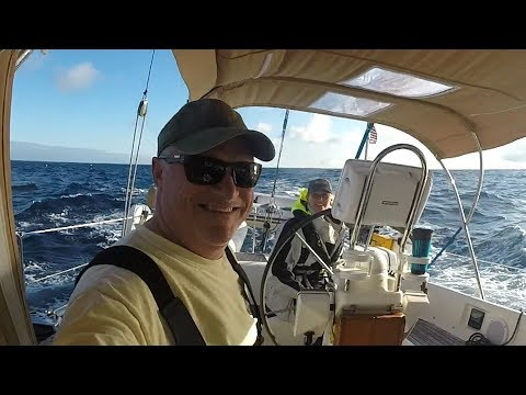 Ep 36 Crossing the Bay of Biscay - France to Spain