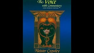 The Vision and the Voice and Aleister Crowley in the Desert