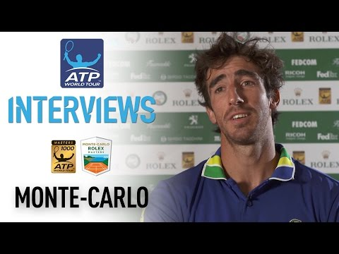 Cuevas Reflects On Wawrinka Victory At Monte-Carlo 2017