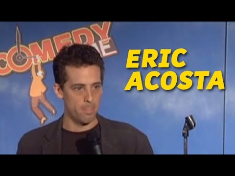 Quicklaffs  Eric Acosta Stand Up Comedy