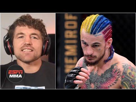 Ben Askren critiques Sean O'Malley after UFC 252   ESPN MMA