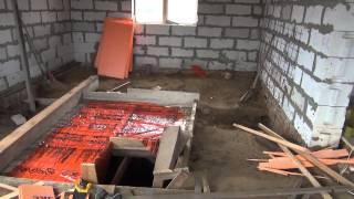 Подключили электричество, готовлю погреб для заливки бетона(, 2014-08-18T05:19:28.000Z)