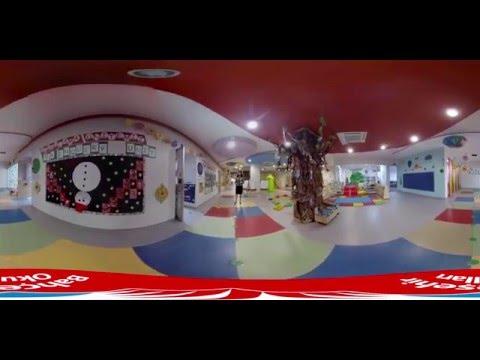 Bahçeşehir Okulları 360 Derece Tanıtım Filmi