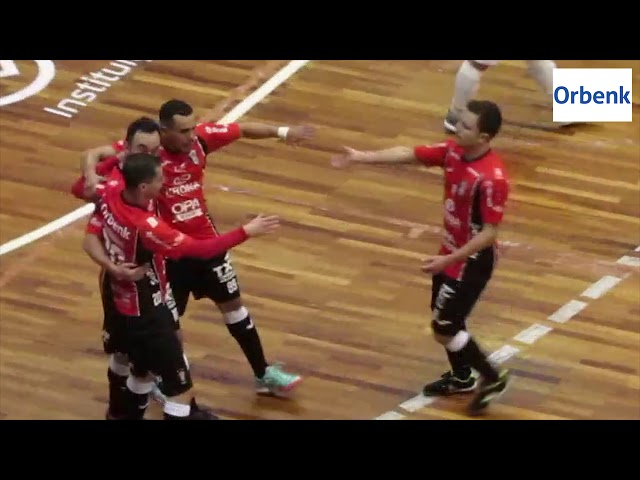 JEC/Krona 7x2 Concórdia - 3ª rodada returno Catarinense