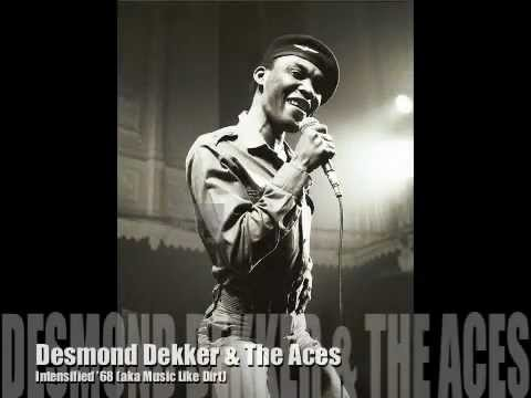 Desmond Dekker & The Aces - Intensified '68 (aka Music Like Dirt)