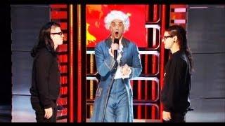 Mozart vs Skrillex.  Live - with a Twist.