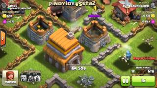 Clash of clans magia gigante
