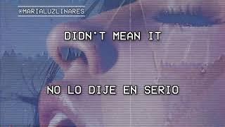 😿 Cry For Me - Camila Cabello (lyrics/español) 😿