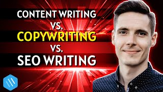 Content Writing vs. Copywriting vs. SEO Writing - What's the Difference [and WHY it matters!]