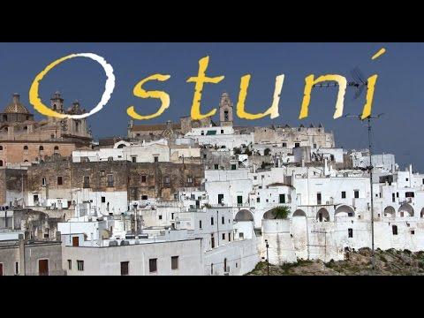Ostuni - City of Apulia, Italy (HD)