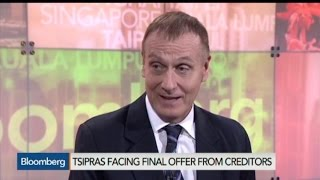 Greece Is the Ultimate in Circular Finance: Lewis