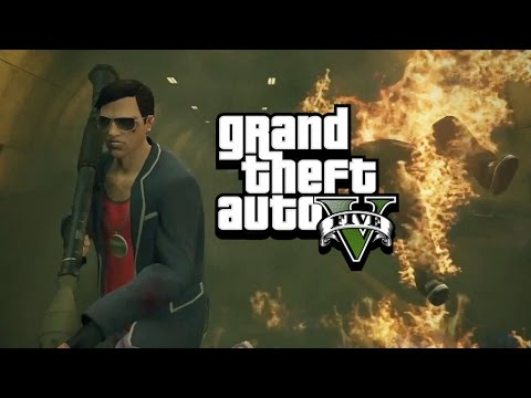 TUNNEL OF DEATH - GTA 5 Gameplay