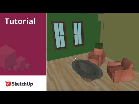 Getting Started with SketchUp - Part 3