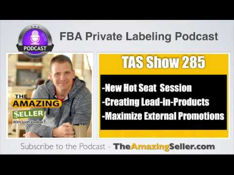 TAS 285 : (Hot Seat) How Can I Improve Sales on NEW Competitive Product?