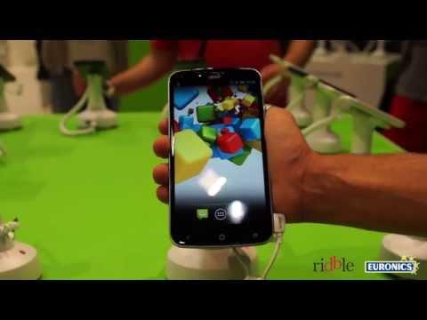 [IFA 2013] Acer Liquid S2
