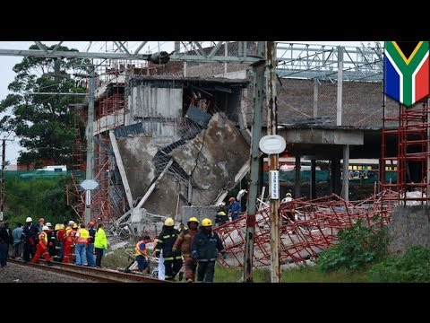 South Africa mall collapse inquiry reveals substandard construction