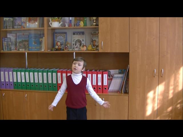 Изображение предпросмотра прочтения – РоманКузнецов читает произведение «Приходят к дедушке друзья» В.А.Степанова