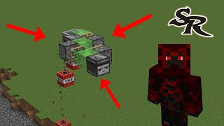 MINECRAFT - TNT DUṖING FLYING MACHINE 1.16.3 *Works in 2020*